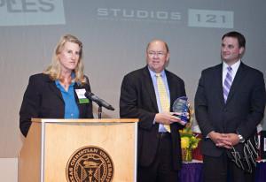 GSS-accepts-Impact-award
